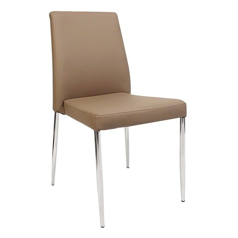 Minsk V2 Commercial Grade Stackable Dining Chair - Taupe
