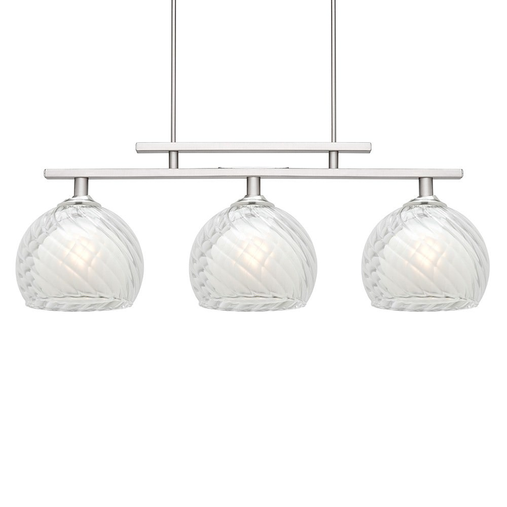 Circo Glass Pendant Light, 3 Light, 240V