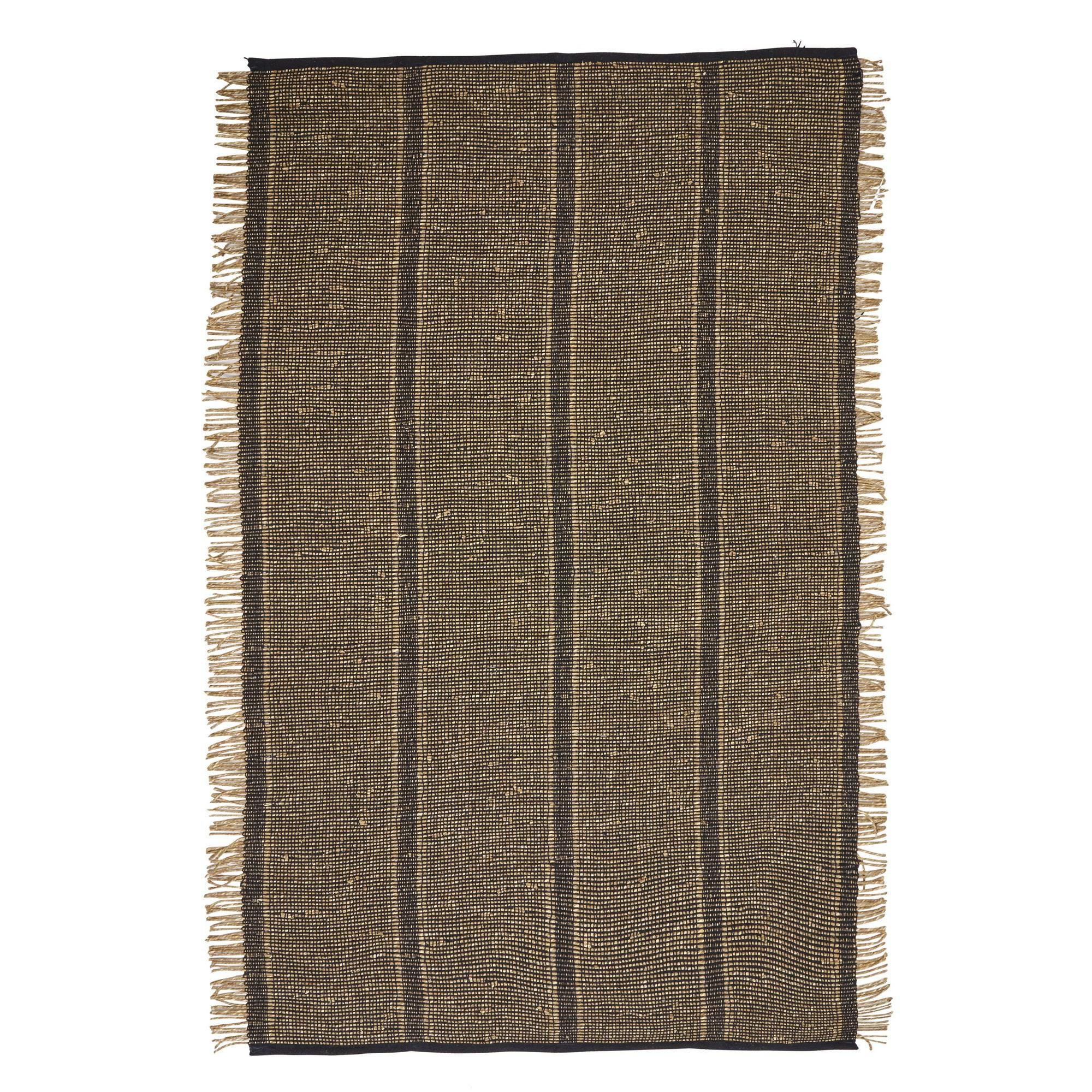 Shari Woven Seagrass Rug, 300x200cm