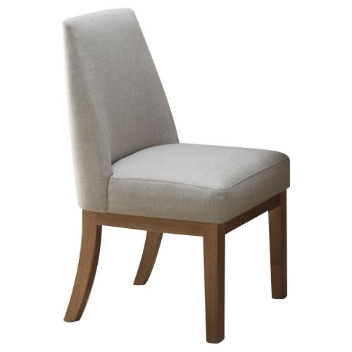 Loft Fabric Dining Chair, Oyster