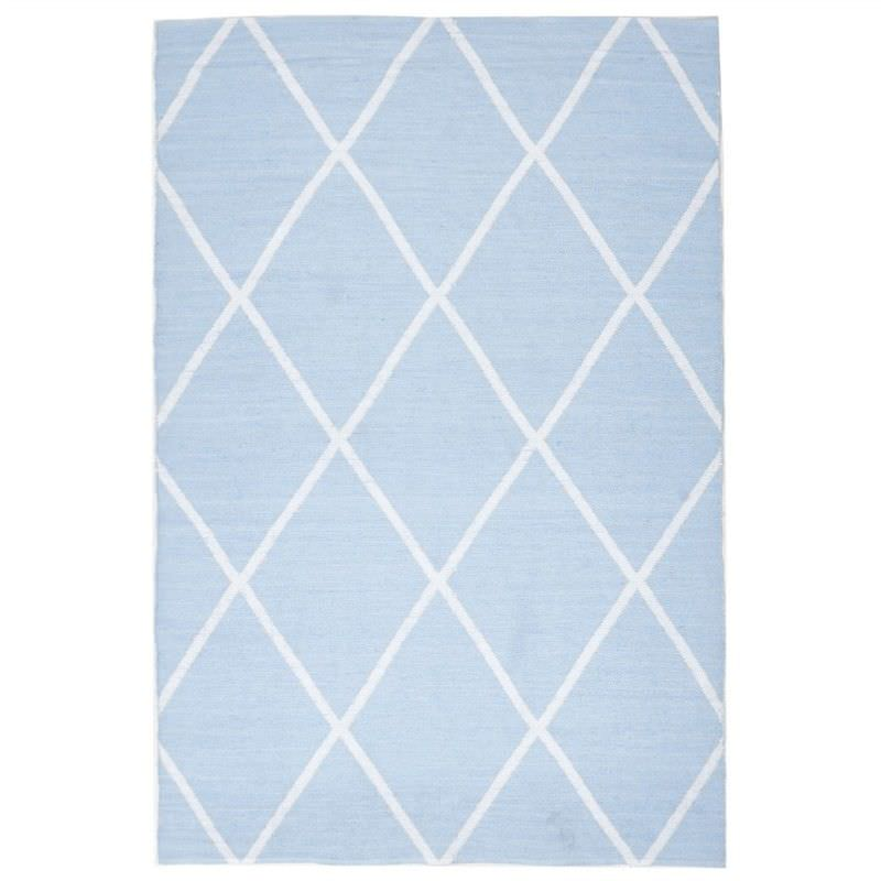 Coastal Diamond 180x270cm Indoor/Outdoor Rug - Sky
