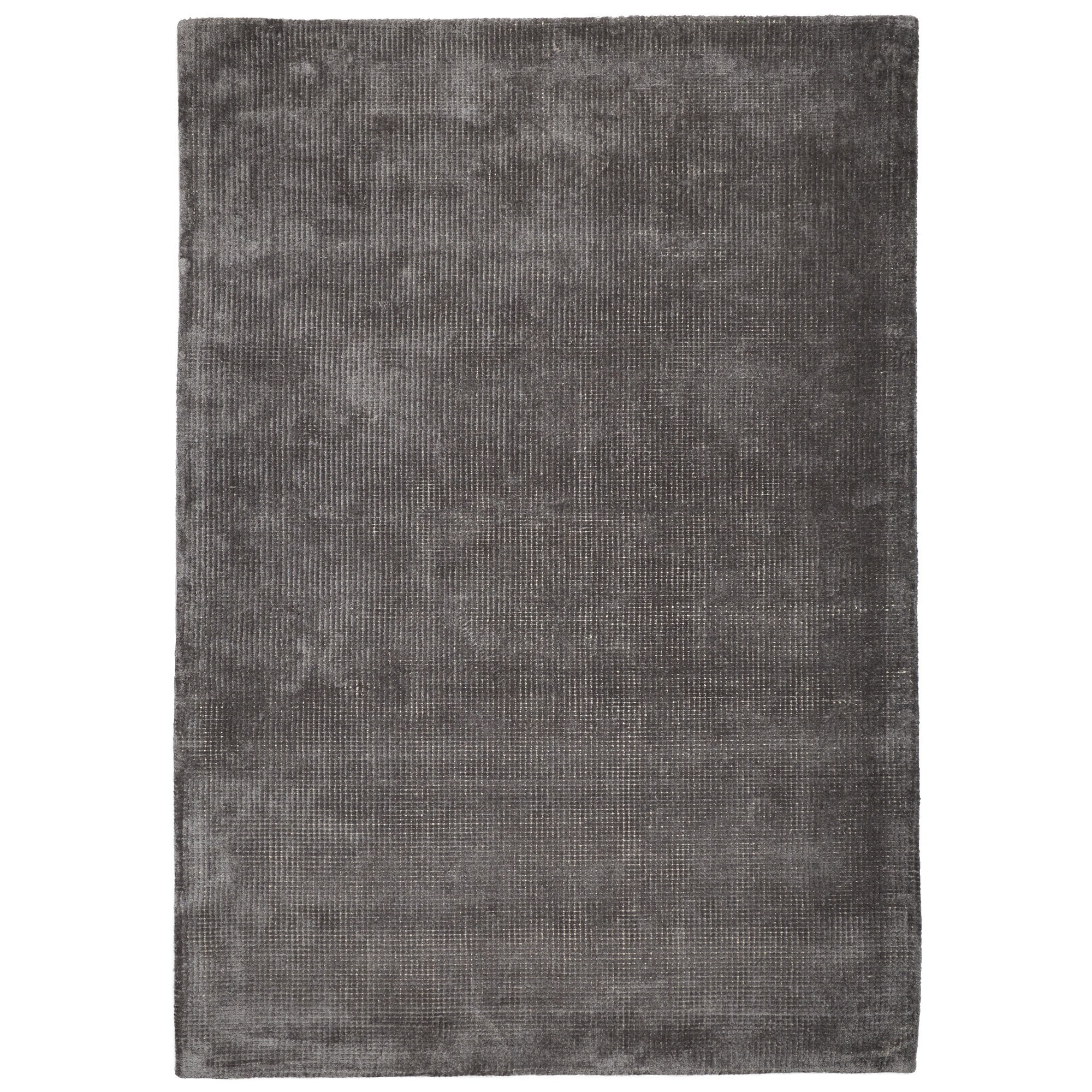 Corum Handmade Modern Rug, 225x155cm, Grey