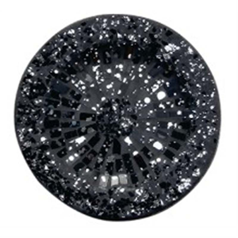 Mosaic Decoration  Round Plate Small