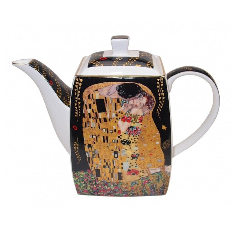 The Kiss Teapot