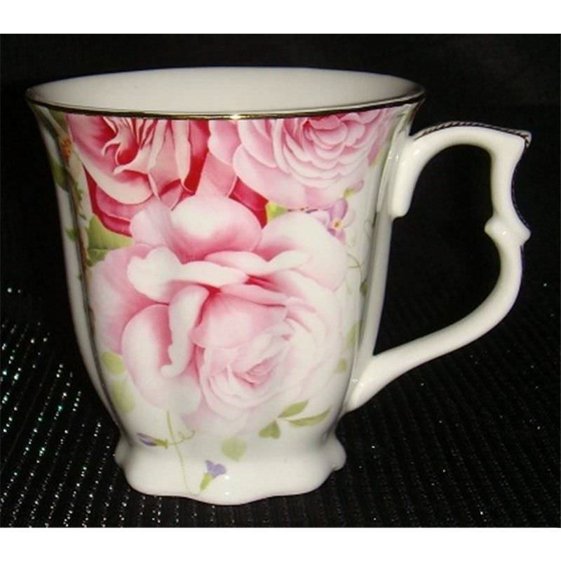 Pink Rose Cup 300cc