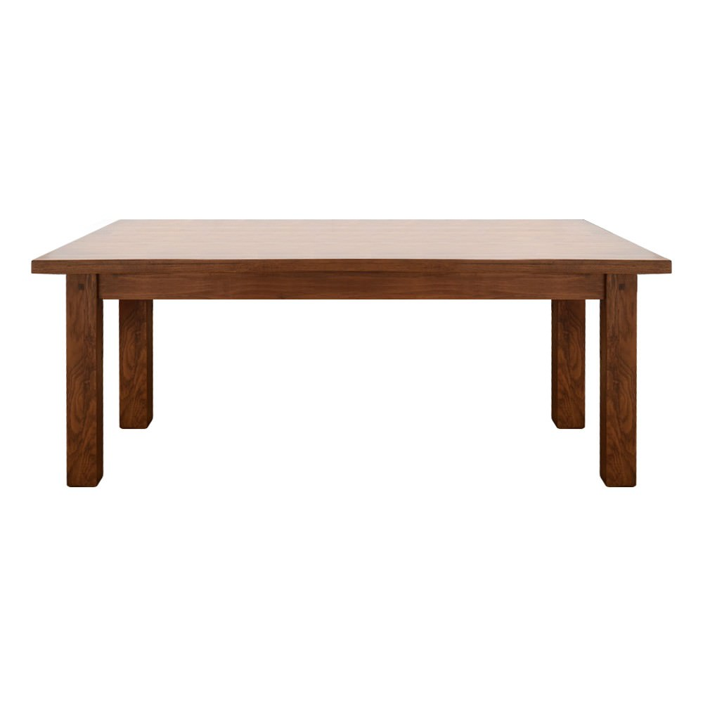 Rowdale Mountain Ash Timber Dining Table, 180cm
