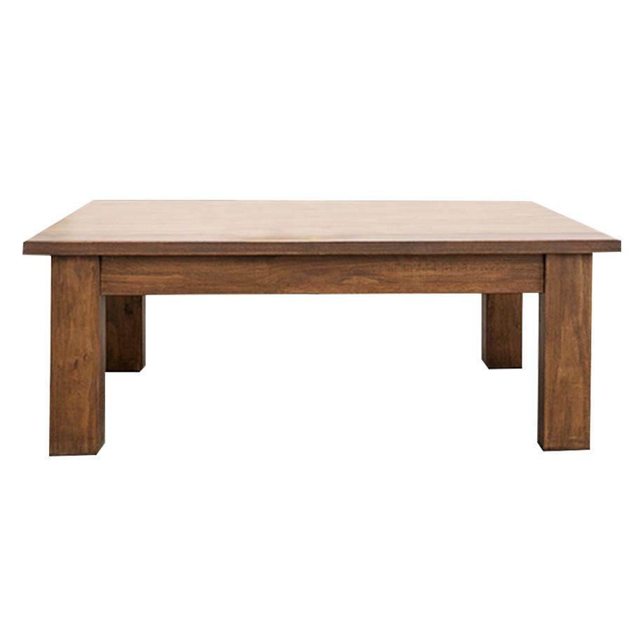 Huesca Mountain Ash Timber Coffee Table, 120cm