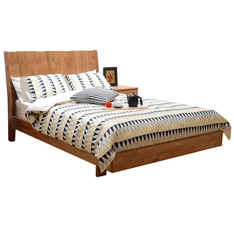 Estella Mountain Ash Timber Bed, Queen