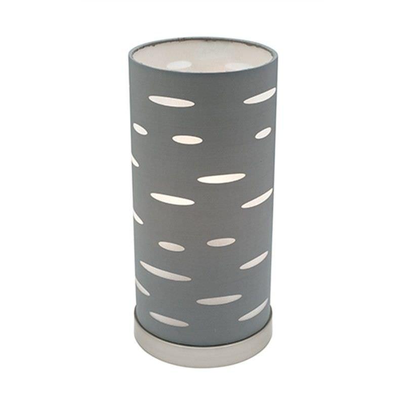 Darcy Table Lamp - Grey