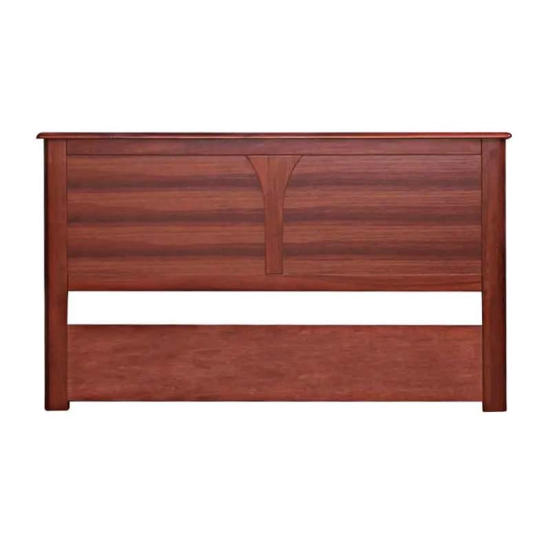 Darwin Jarrah Timber Bed Headboard, King