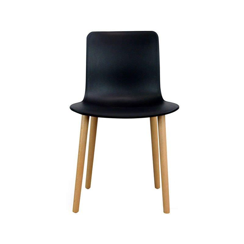 Replica Jasper Morrison Hal Chair, Black