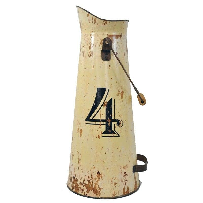 Tin Watering Can - NO.4