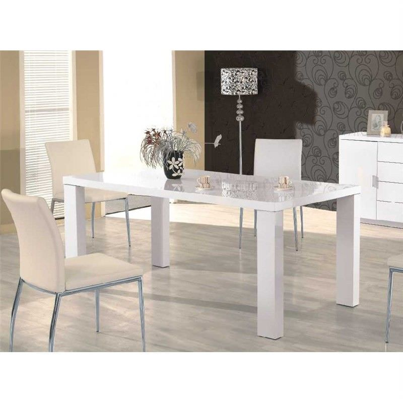 Deco 180cm Dining Table in White