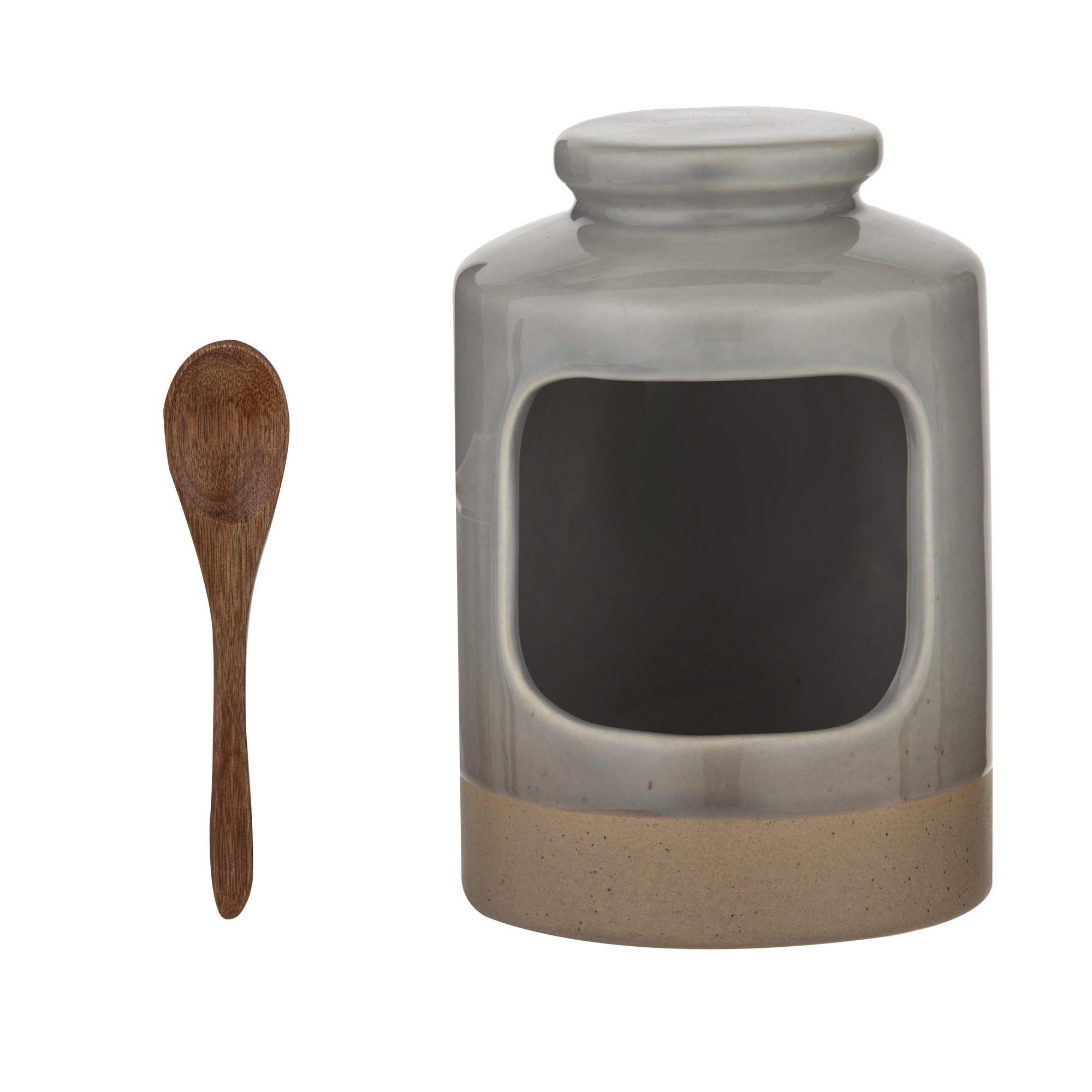 Davis & Waddell Essence Jenson Ceramic Salt Pig