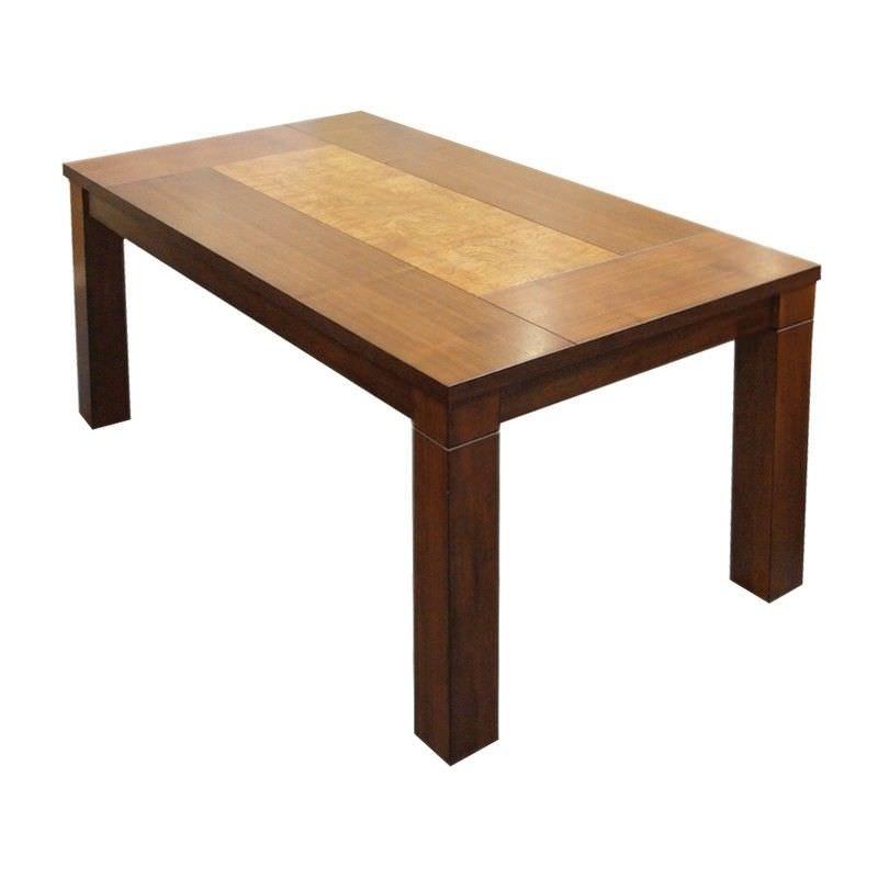 Sierra Wooden 120cm Dining Table