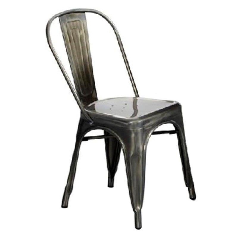 Raidon Replica Tolix Steel Dining Chair