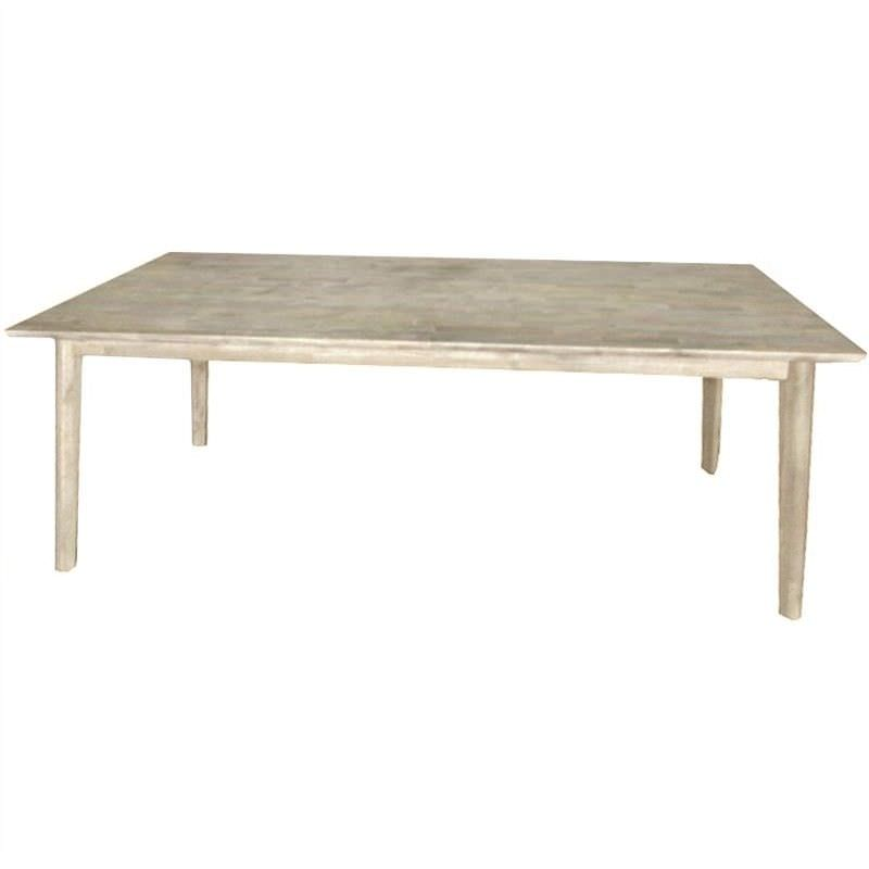 Clyde Acacia Timber 210cm Dining Table