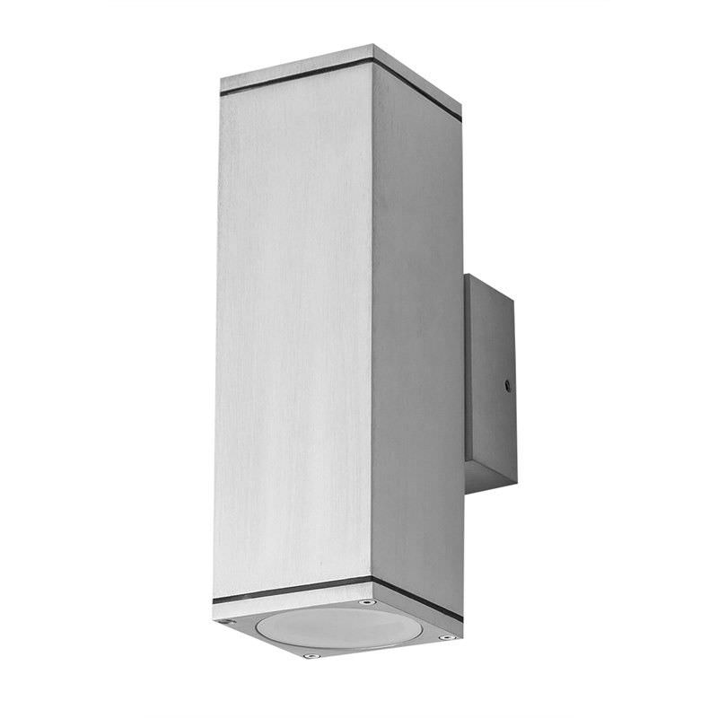 Evergreen Alpha-2 IP54 Exterior Cool White LED Up/Down Wall Light