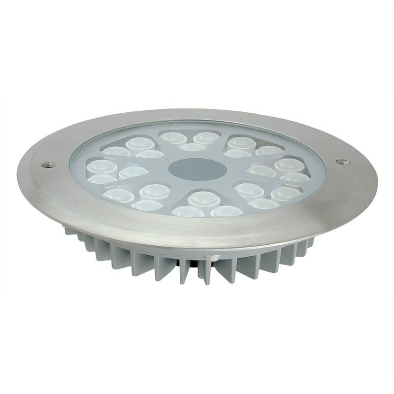 Evergreen Fusion2 24VDC IP65 Cool White Deck Light