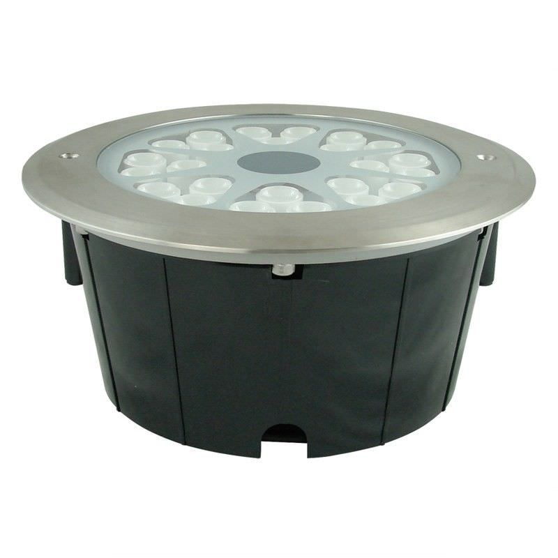 Evergreen Fusion2 240VAC IP65 Warm White Deck Light