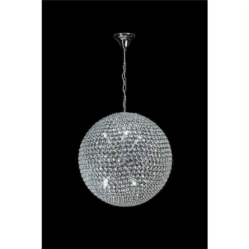 Venus-80 Crystal LED Pendant Light
