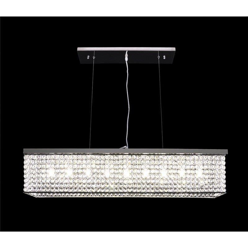 Rainbow-90 Crystal LED Pendant Light