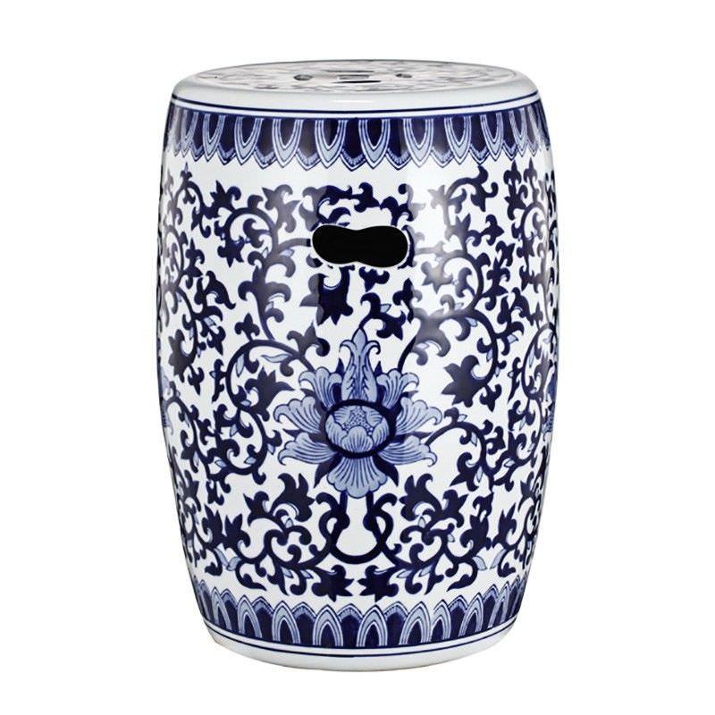 Ming Ceramic Decorative Stool