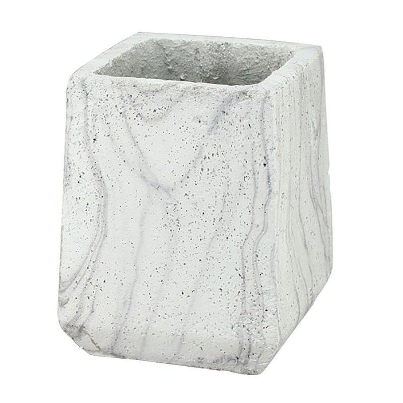 Monte Cement Planter - Medium