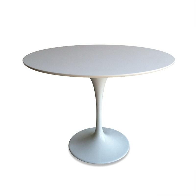 Replica Tulip Dining Table 120 cm MDF Top