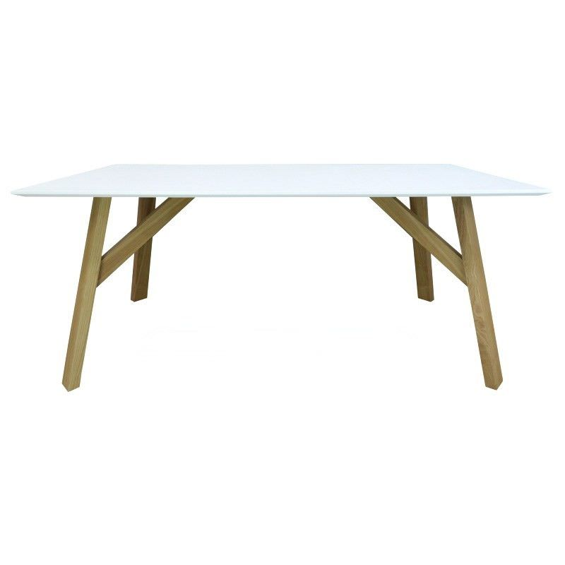 Aart Wooden 180cm Dining Table