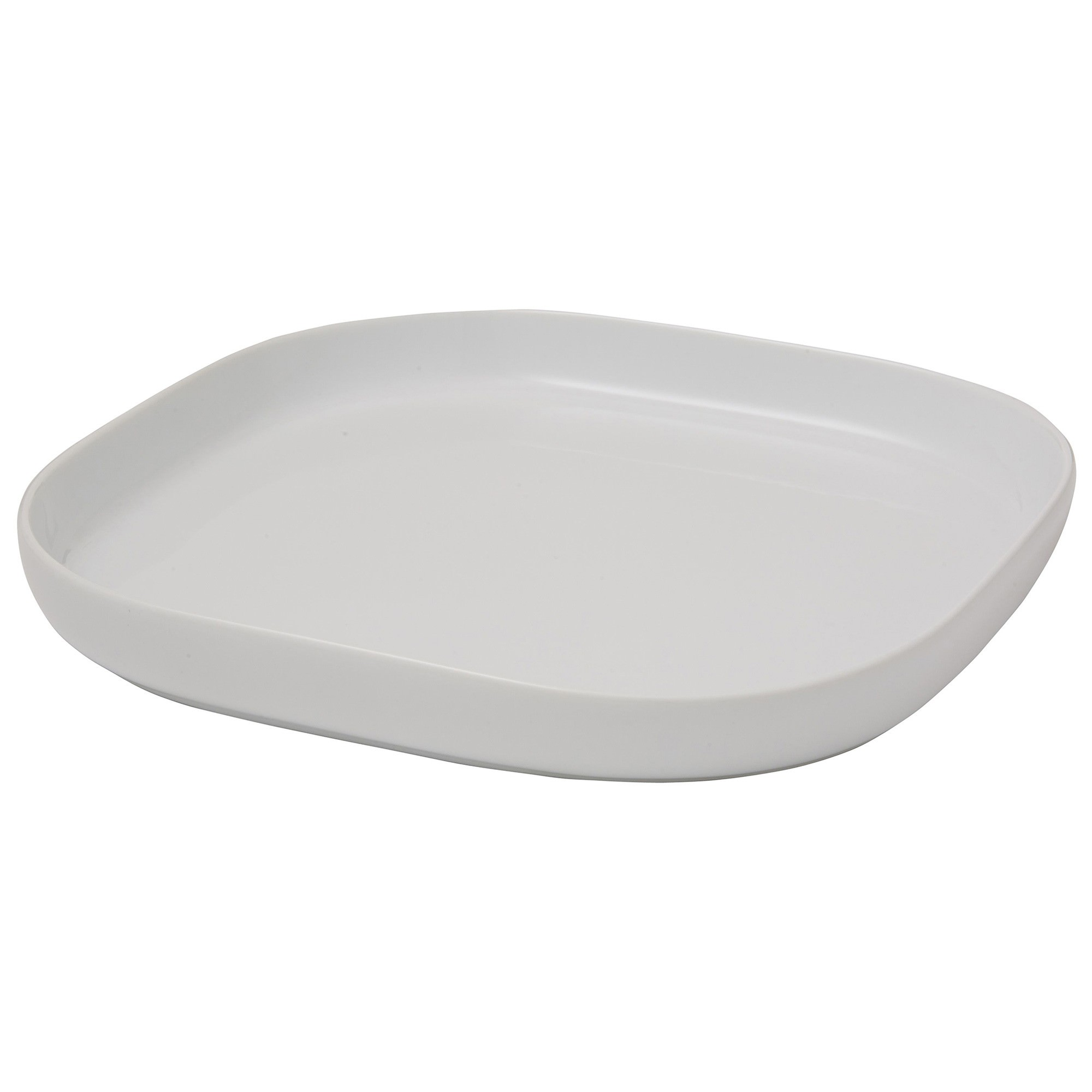 Loft Porcelain Square Platter