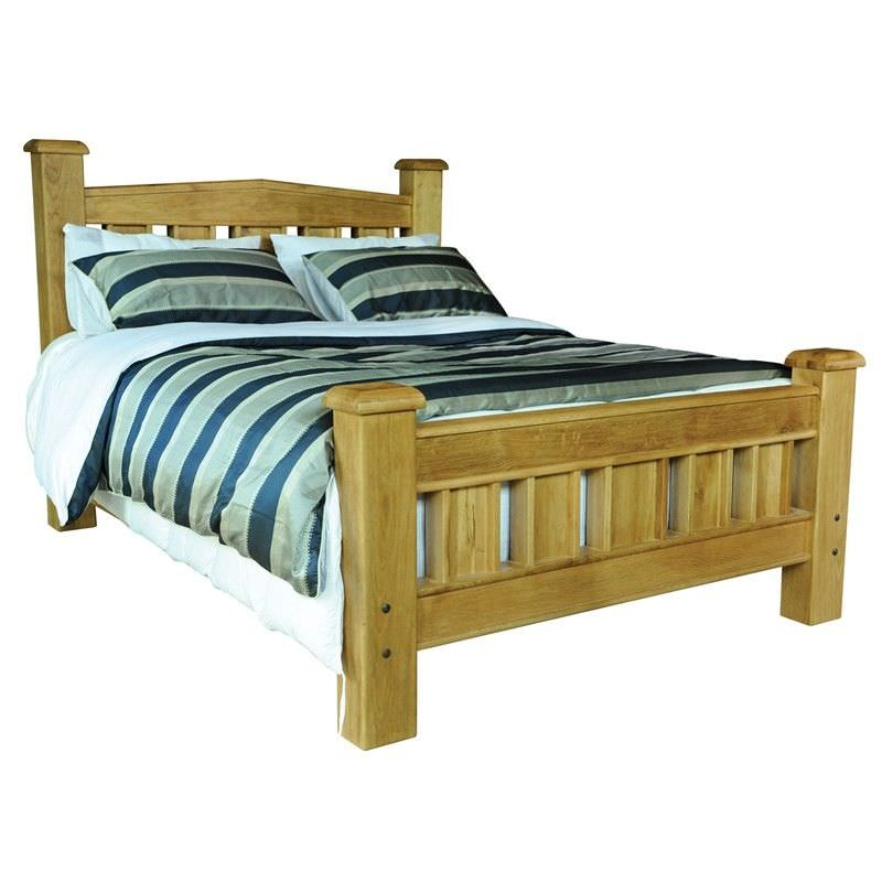 Danube Natural Queen Bed