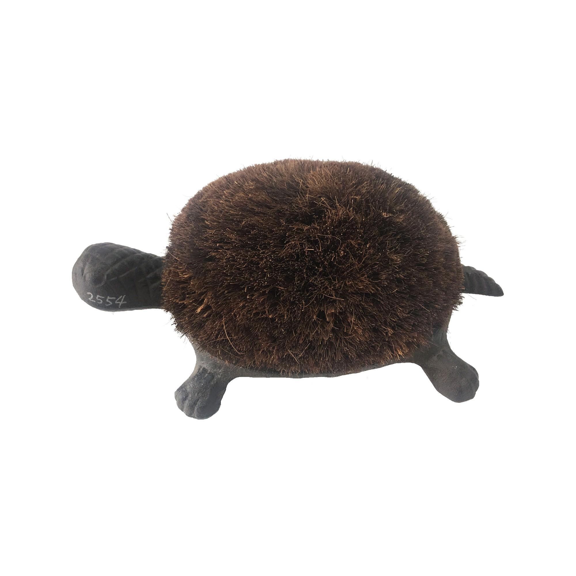 Cast Iron Tortoise Shoe Scraper