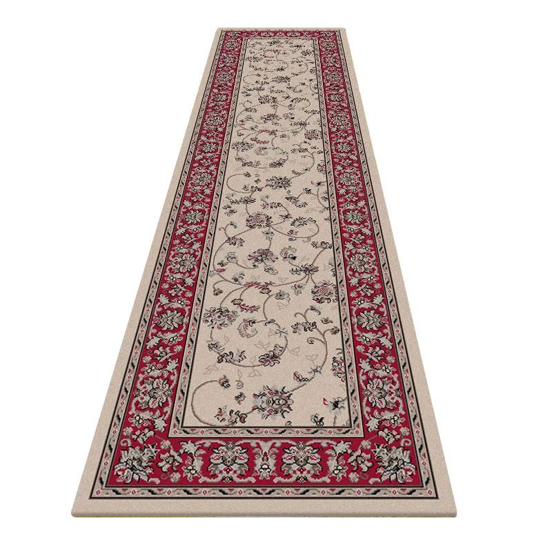 Shiraz Parisa Oriental Runner Rug, 80x300cm, Beige