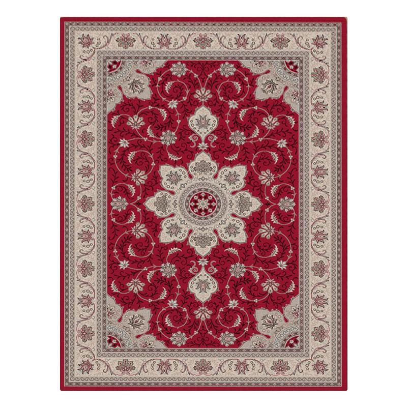 Shiraz Yasmine Oriental Rug, 300x400cm, Red