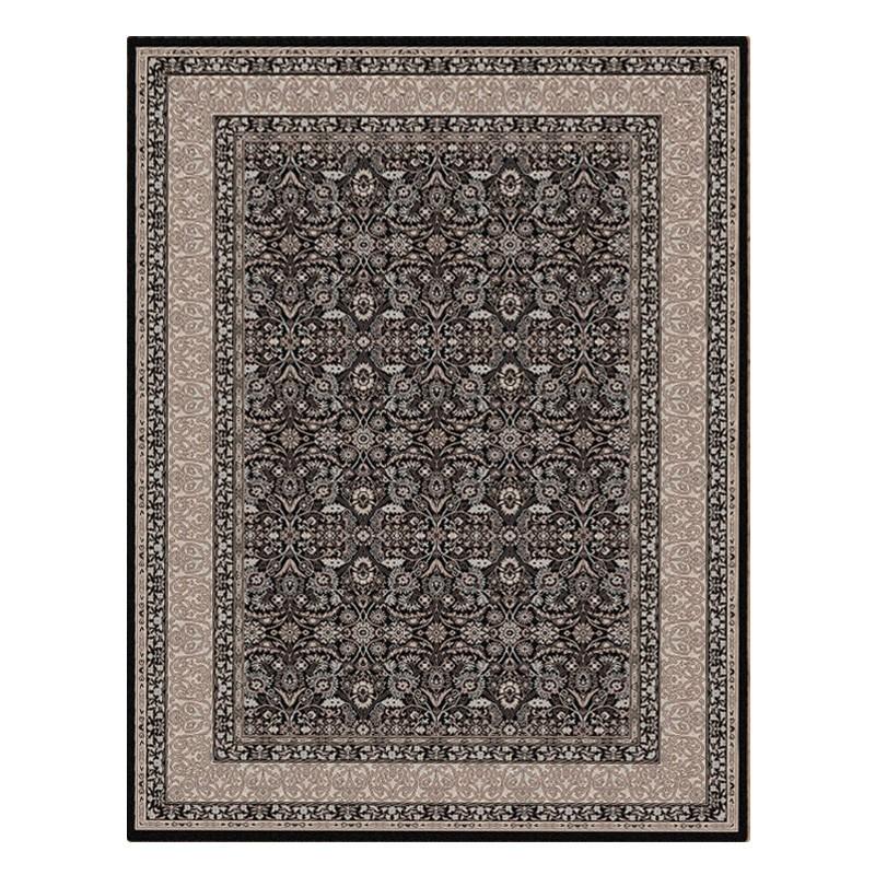 Shiraz Kyra Oriental Rug, 300x400cm, Black