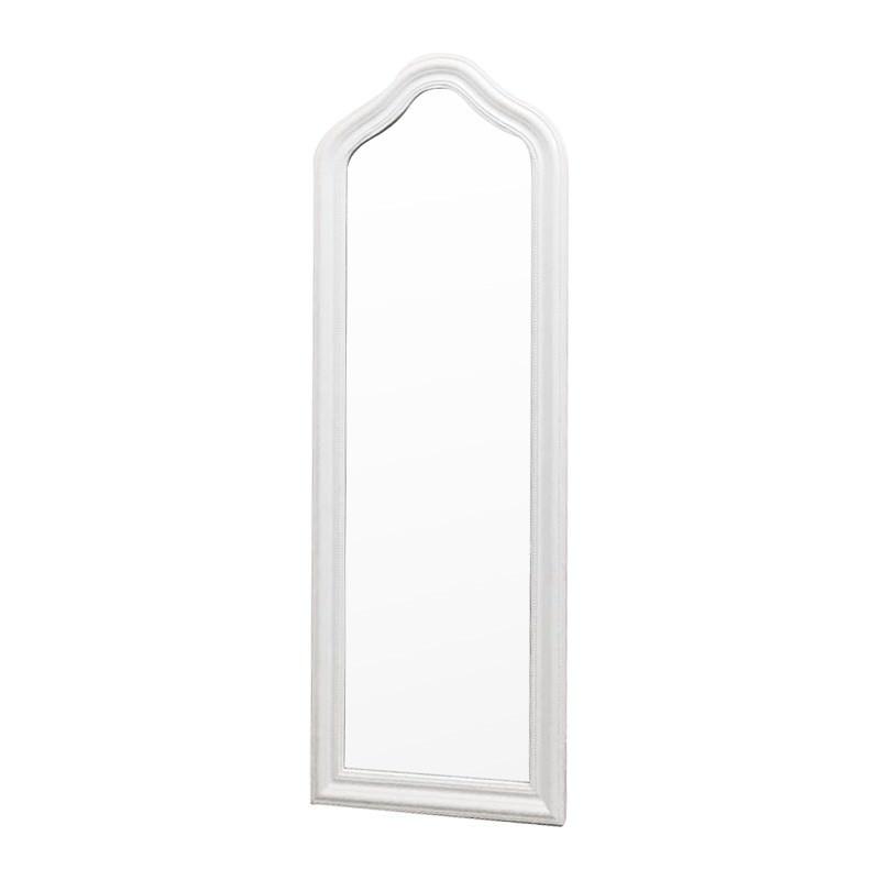 Ashley Dressing Mirror, 125cm, White