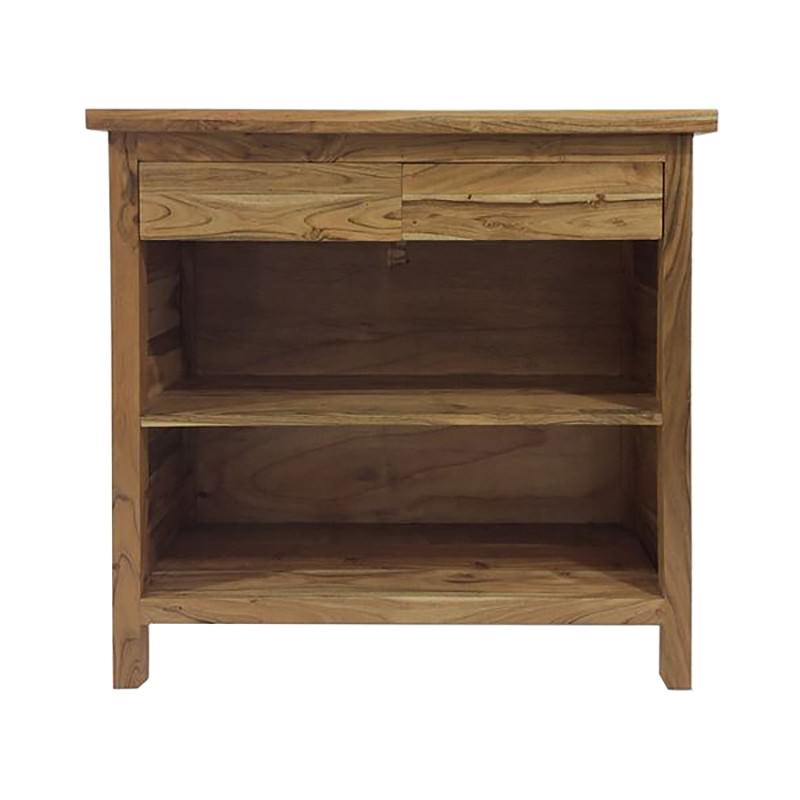 Harlow Acacia Timber Side Cabinet