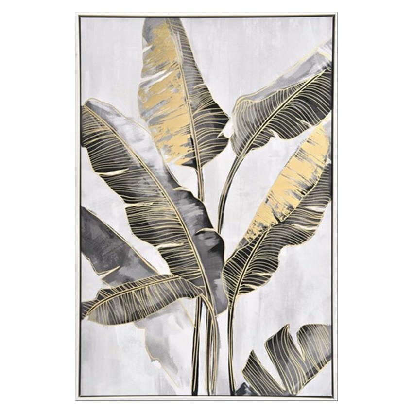 Taliah Framed Canvas Wall Art Print, 120cm