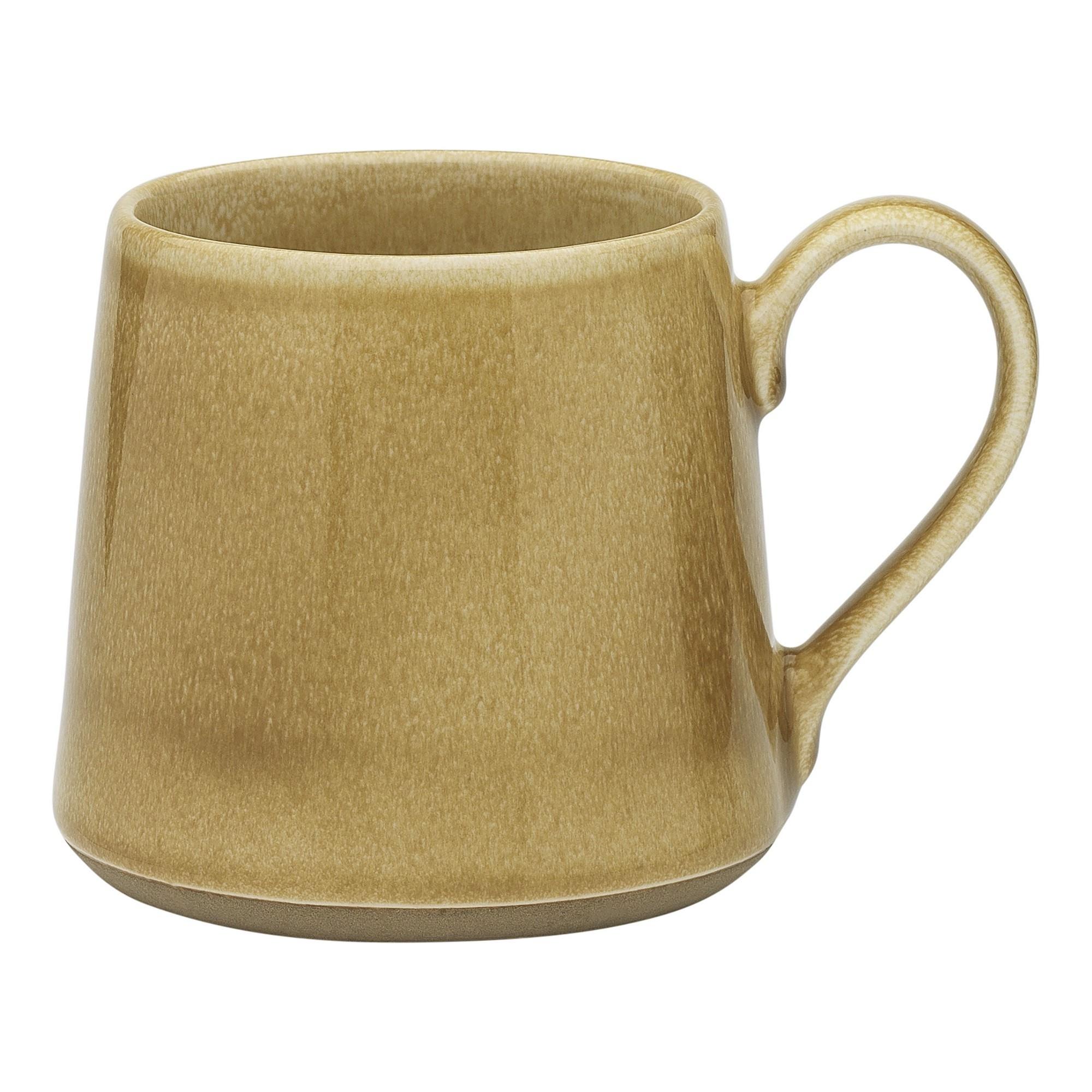 Ecology Juna Stoneware Mug, Amber