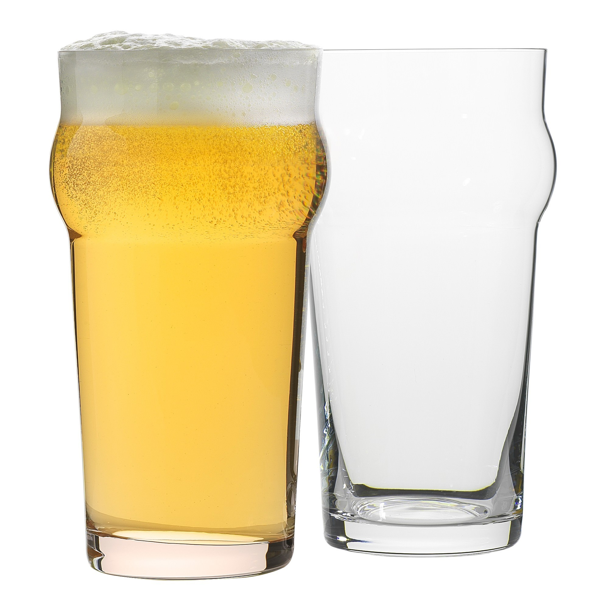 Ecology Classic Pint Beer Glass, Set of 4