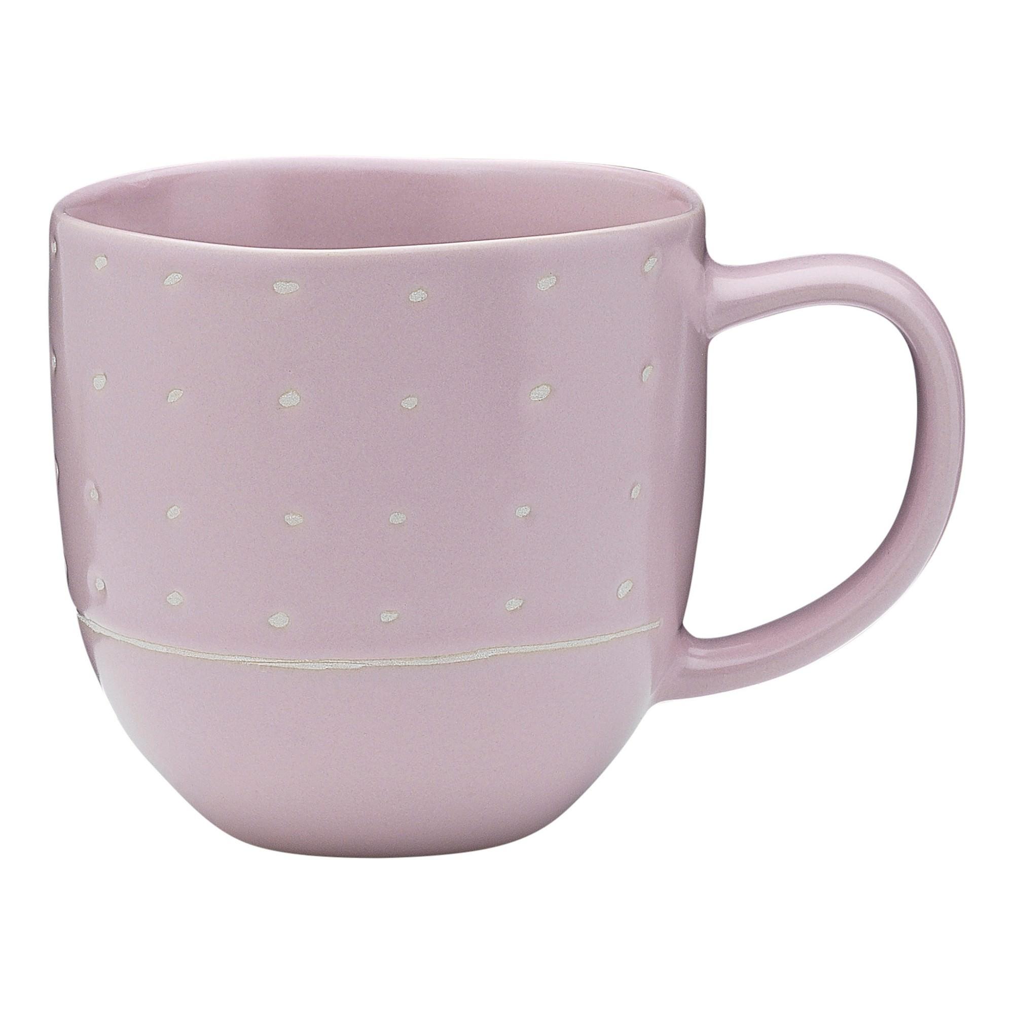 Ecology Dwell Stoneware Mug, Dot