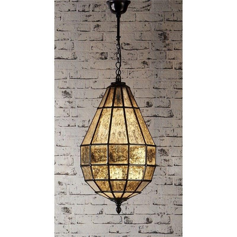 Portobello Glass Pendant Light