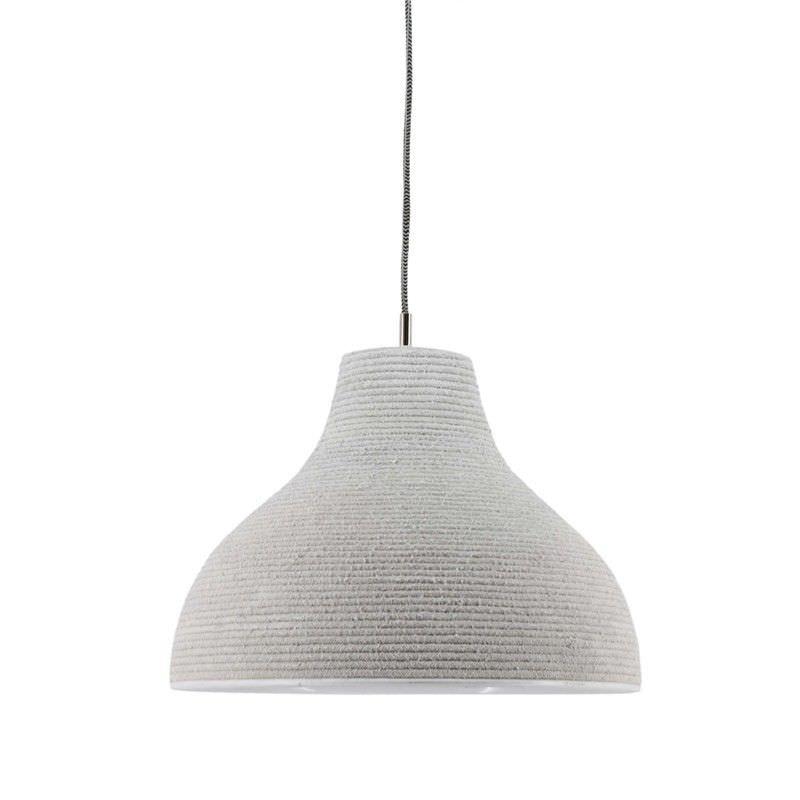 Biscayne Pendant Light -  White