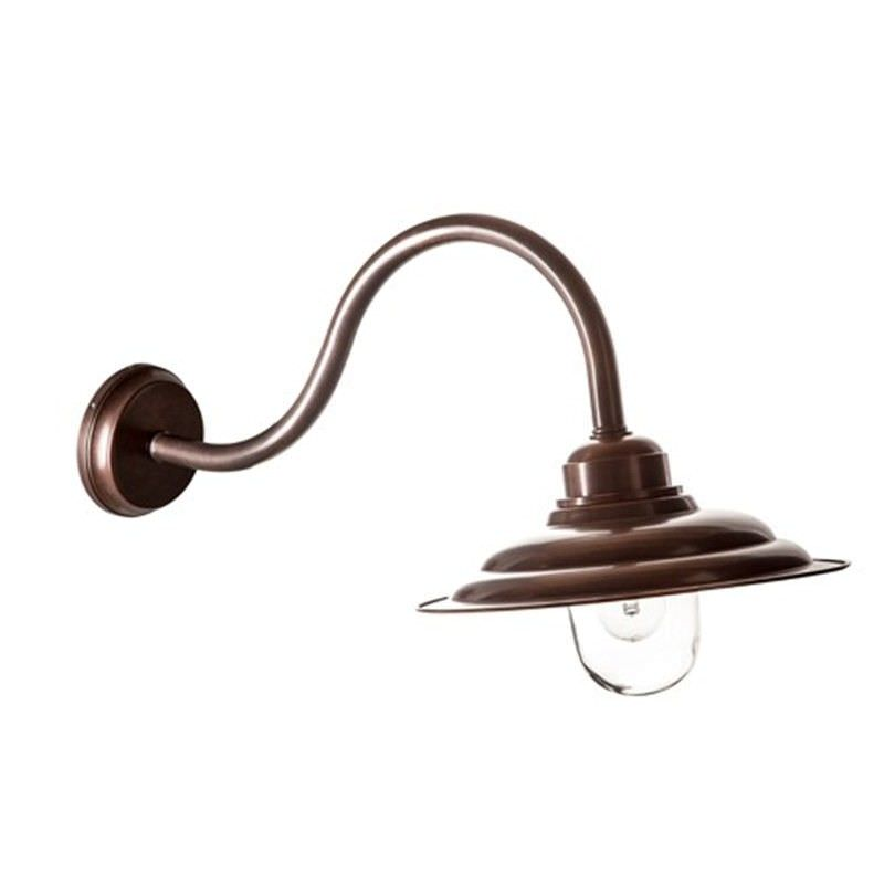 Monteray Metal Wall Sconce - Antique Brass