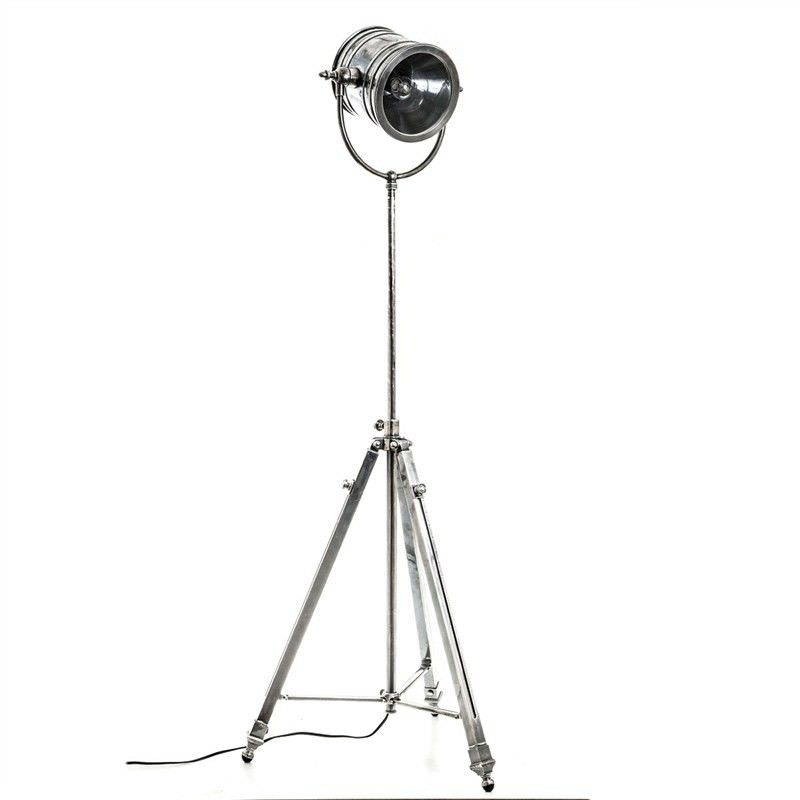 Wilson Industrial Metal Floor Lamp