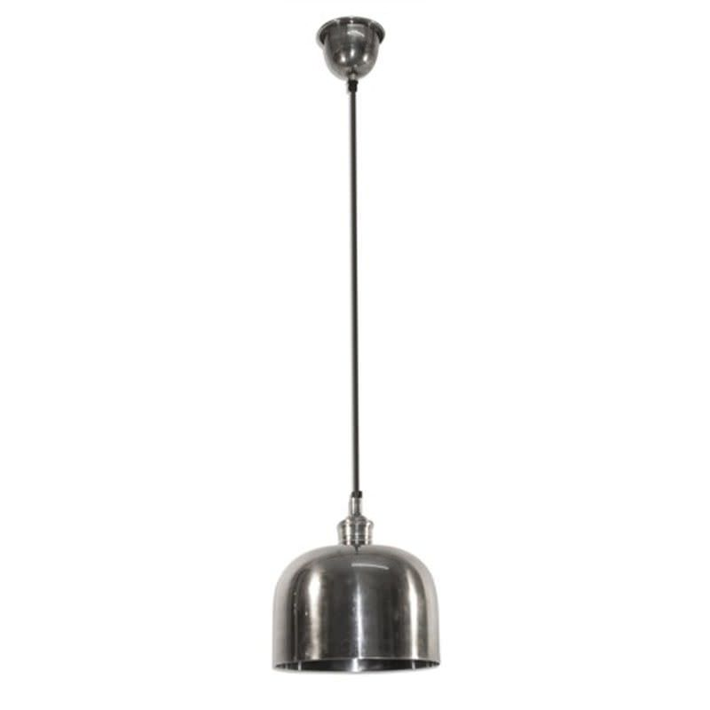 Delta Metal Pendant Light - Large