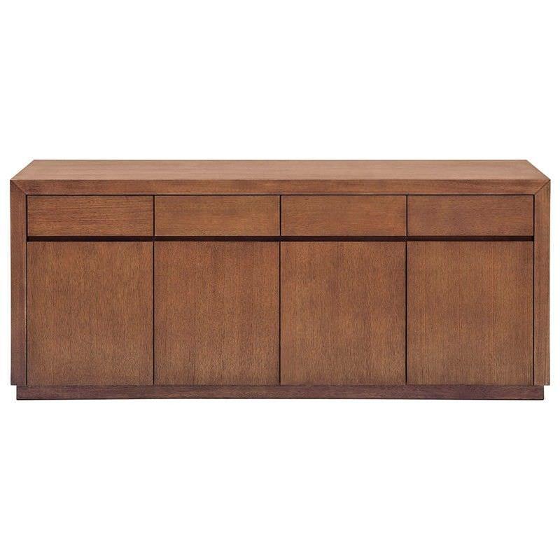 Toronto Wooden 4 Door 4 Drawer 200cm Buffet Table