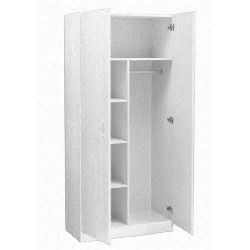 Mission 180x80cm Pantry Combo - White