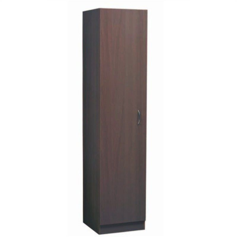 Mission 180x40cm Pantry - Walnut